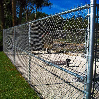 chain link fence 6