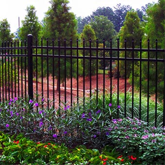 ornamental fence 1